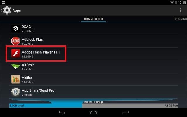 descargar adobe flash player version 9.0 gratis