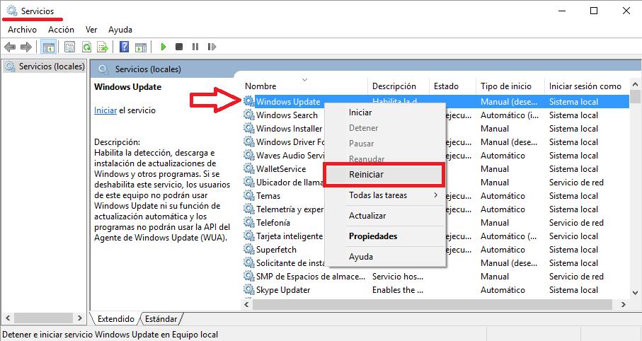 solucionar problema con la actualización de Windows 10 con Media Creation Tool: Obteniendo actualizaciones