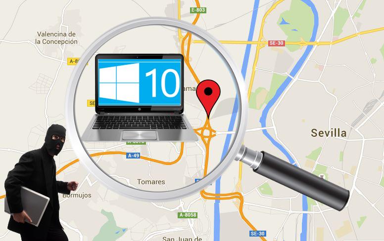Resultado de imagen de localizar tu PC