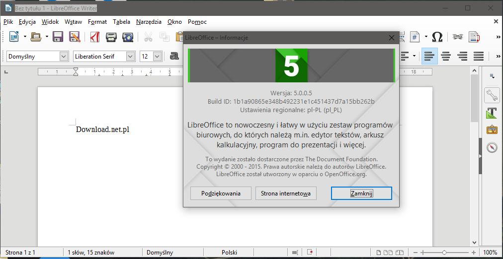 Libreoffice 5 1 1 64 bit download descargar suites ofim tica - Open office 64 bit windows 8 ...