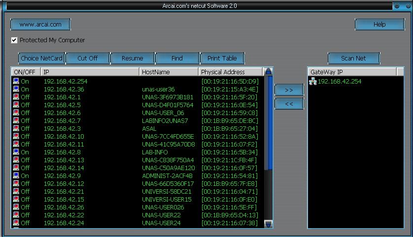 Netcut 2 1 4 Download Descargar Herramientas De Ip