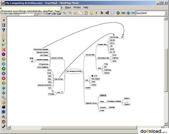 FreeMind 0.9 Download | Descargar | Software de oficina