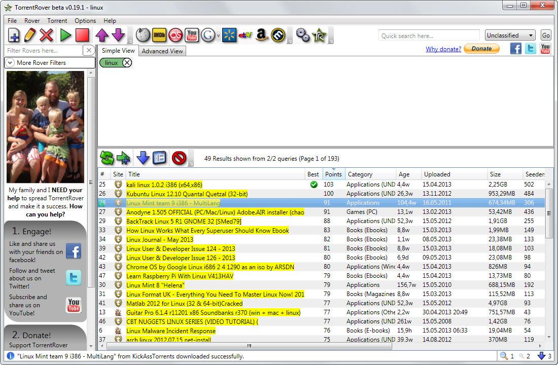 Parte 1: Los Mejores Programas para Descargar Música Gratis en Mac o Windows