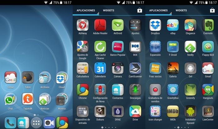 Como Cambiar Los Iconos De Aplicaciones En Android Sin Root Y O Con Root