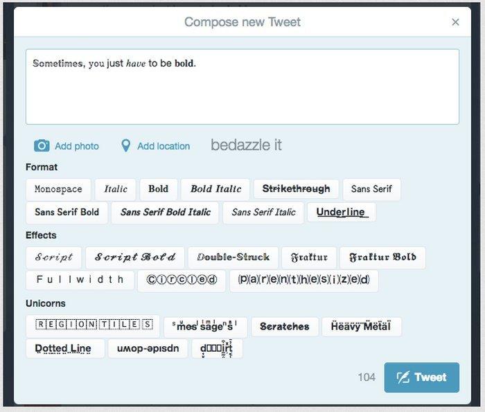 Como editar Tweets para hacerlos más atractivos a tus seguidores