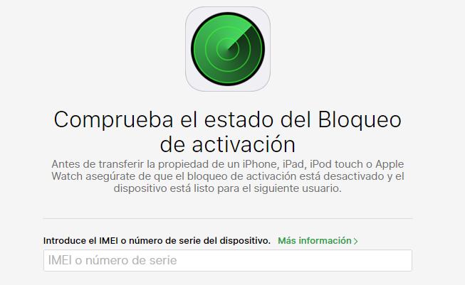 Tengo un iPhone 4 bloqueado por iCloud - Comunidad Apple ...