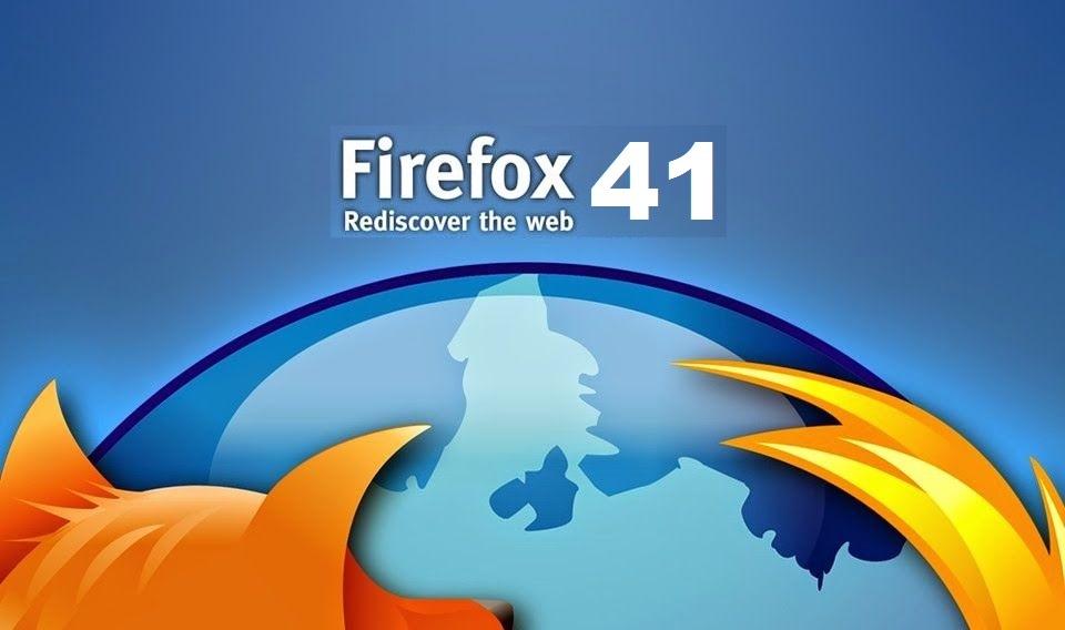 Mozilla Firefox 41 incorporará sugerencias de busqueda en la