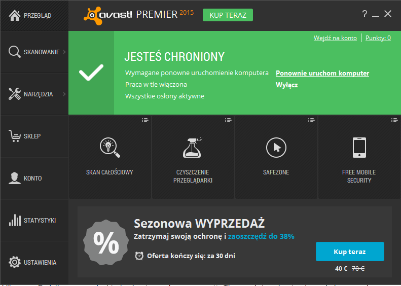 Avast Premier Descargar Suites De Seguridad