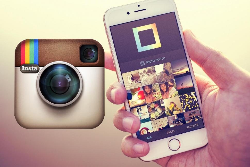 Crear collages para Instagram con Layout