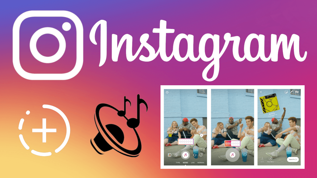 Como añadir música a tus Historias de Instagram (Android e iOS)