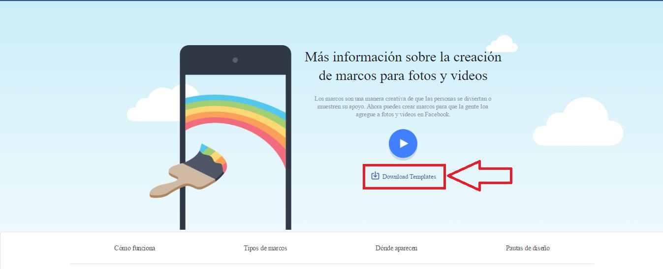 Como crear y publicar marcos en tu foto de perfil de Facebook para ...