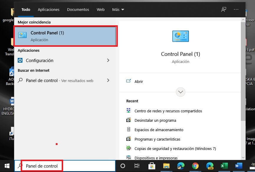 como agregar manualmente una red Wifi a Windows 10