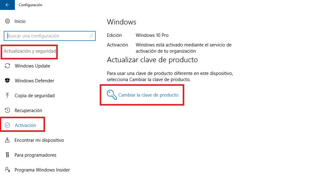 clave para activar windows 10 education