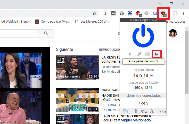 no mostrar recomendaciones de video en youtube pantalla final