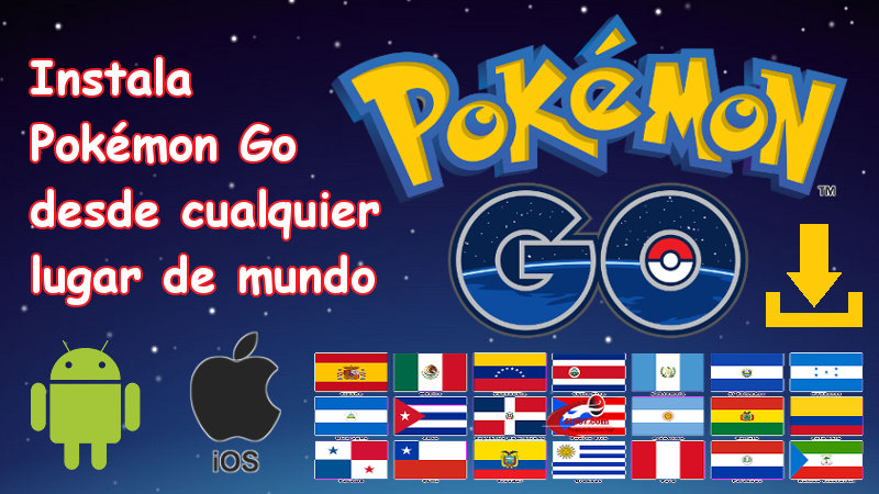 nueva actualizacion pokemon go apk