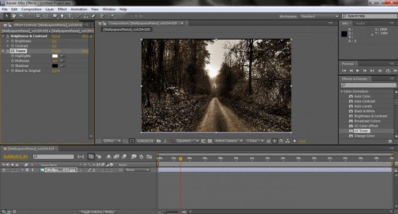 Adobe after effects cs5 5 descargar creaci n y edici n for Habitacion 3d after effects