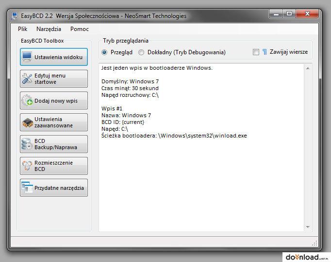Easybcd Descargar Herramientas Del Sistema