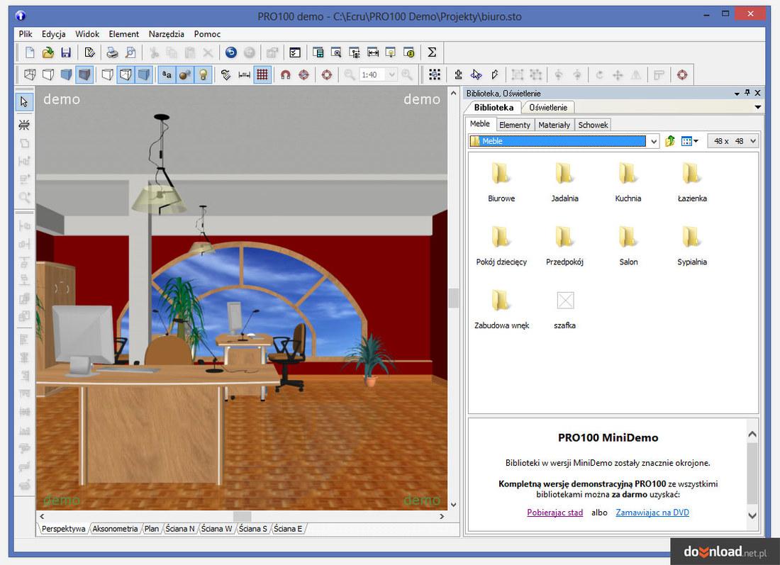 Pro100 descargar dise o de interiores - Diseno de interiores online gratis en espanol ...