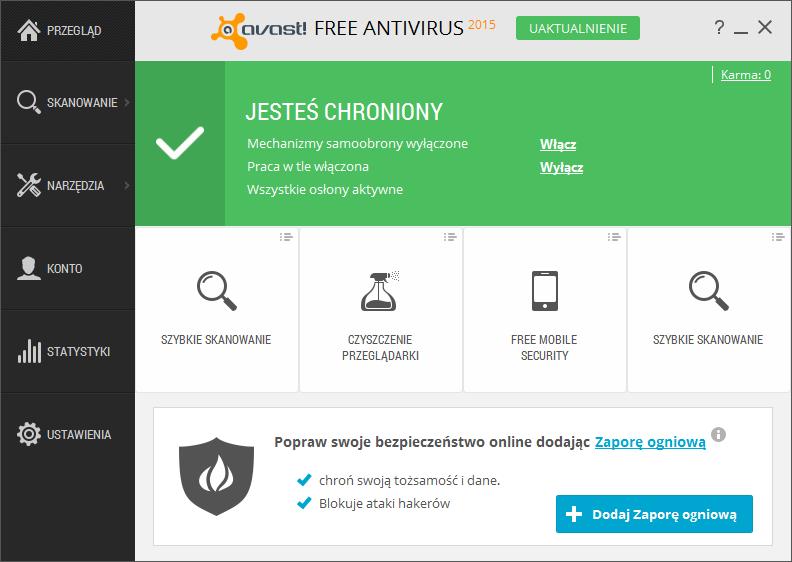 descargar parche para avast free antivirus