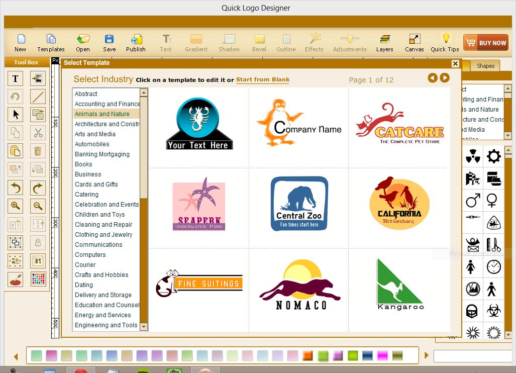 quick logo designer descargar otros programas gr ficos