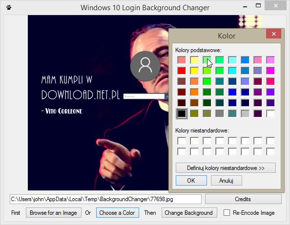 Windows 10 Login Screen Background Changer | Descargar