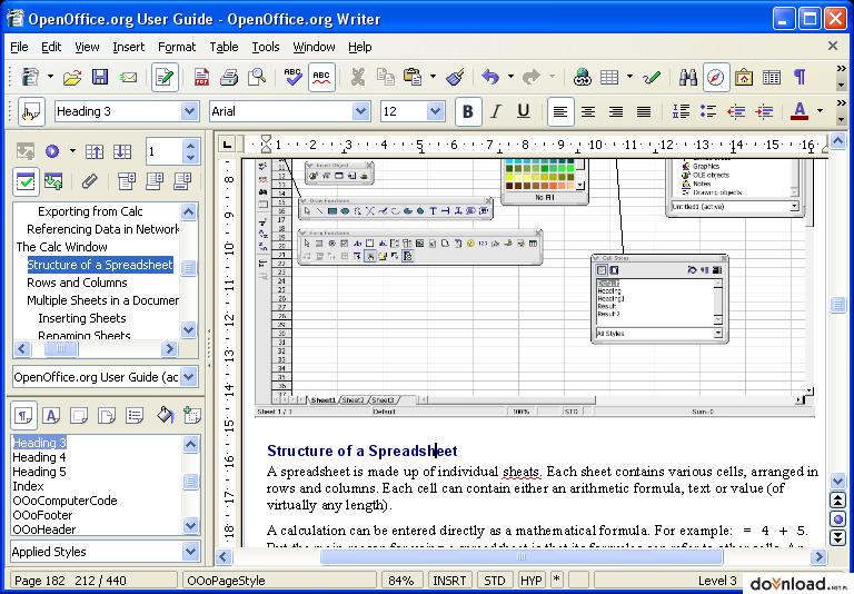 Openoffice descargar suites ofim tica - Open office free download for windows 7 64 bit ...