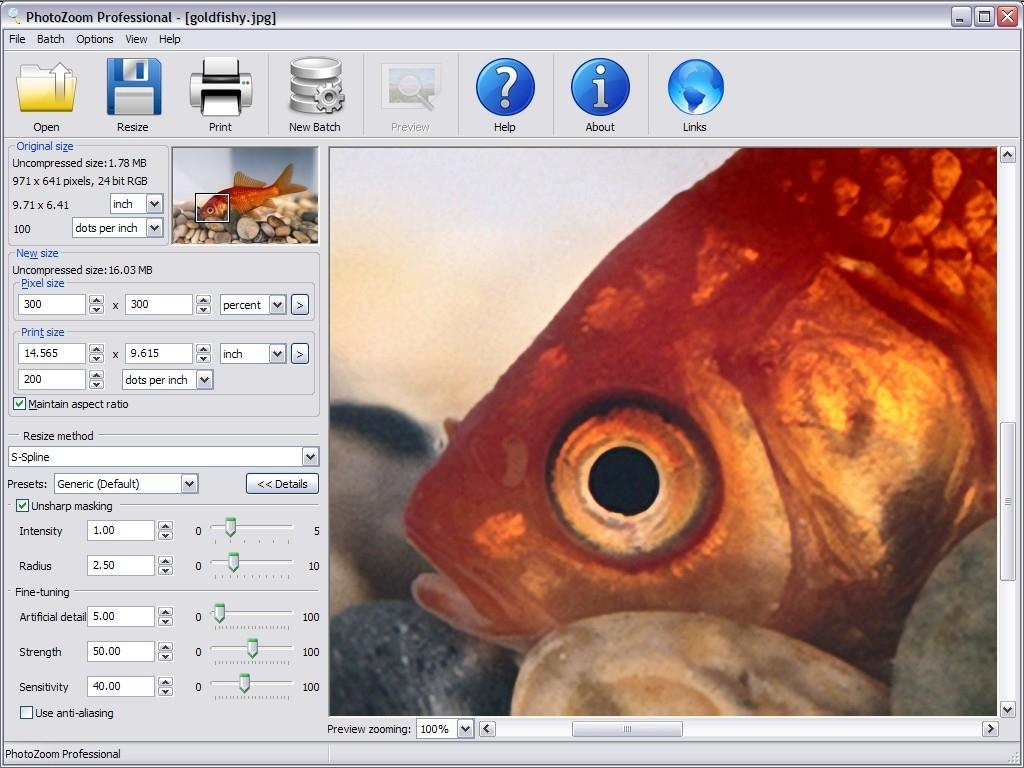 PRO 4.1.0 GRATUIT TÉLÉCHARGER PHOTOZOOM