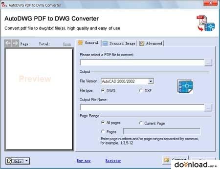 Pdf To Dwg Converter Descargar Conversión De Archivos