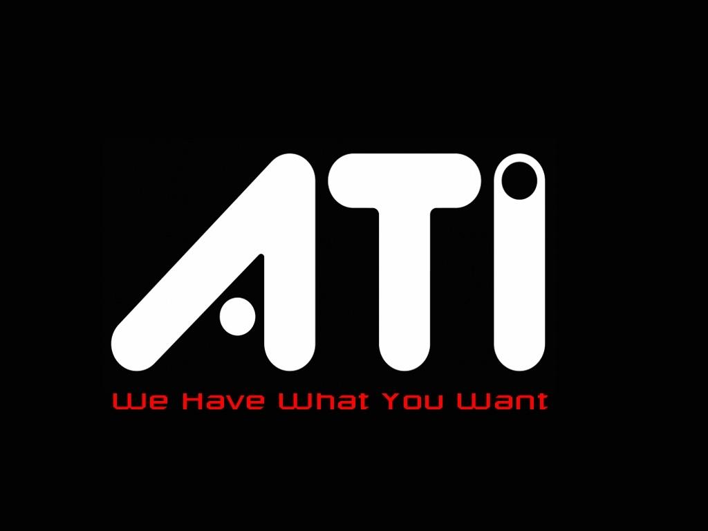 ATI SPECIALIZED PCD DRIVERS FOR WINDOWS VISTA