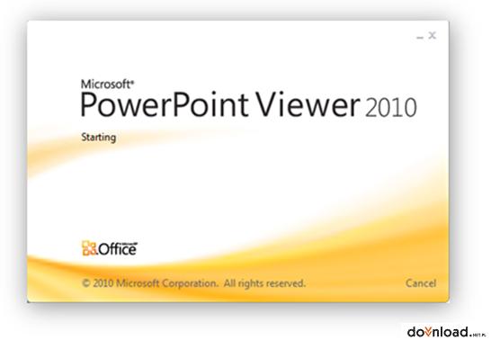 powerpoint viewer descargar presentaciones